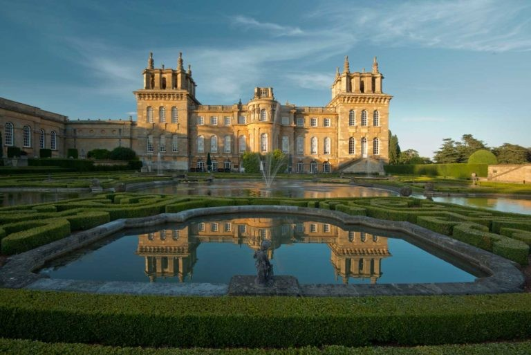 Top 10 Stately Homes in England